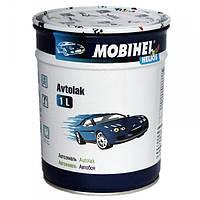 Краска алкидная 1К 202 Снежно-белая Mobihel (0.6л)