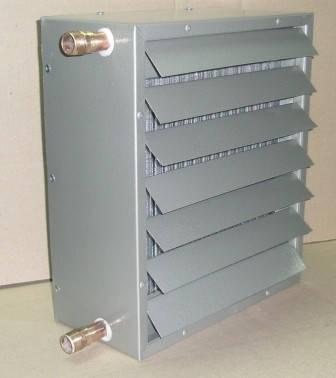Тепловентилятор водяной Атом 20 кВт, фото 2