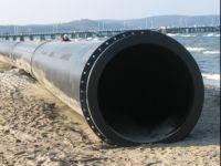 Полиэтиленовые трубы ПЭ  со структурированной стенкой  производятся диаметром до 1600 мм и давлением до 20 А