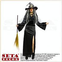 Костюм Ведьма карнавальный на Хэллоуин