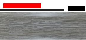 Плинтус напольный 58 мм Lineplast l058 ясень хесрет