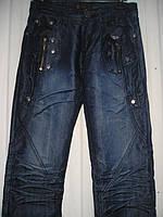 Мужские джинсы осень пояс 72-88см бедра 88-100см