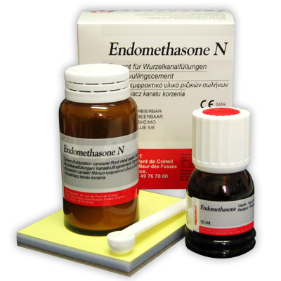 ЭНДОМЕТАЗОН N (Endomethasone N), набор
