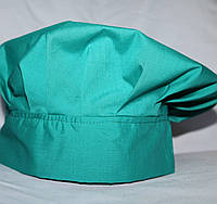 Шапка поварская «БИЗЕ», зеленый