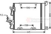Конденсатор кондиционера astra h 17/19ctdi mt 04 (производство VAN WEZEL ), код запчасти: 37005368