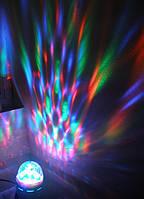 "LED лампа MINI PARTY  ""Дискотека"". Видео."