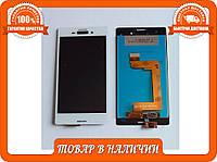 Дисплей Sony E2312 Xperia M4 Aqua Dual + touch