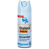 Антиперспирант Balea MEN sensitive Deospray 200ml