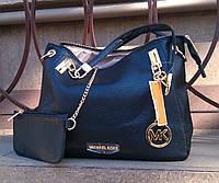Модная женская сумка М. Корс Черная