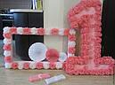 Подарки ручн. работы из конфет, игрушек, памперсов детям, женщинам, мужчинам, фото 2
