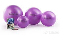 Мяч Gymnastik Ball LEDRAGOMMA Maxafe,диам. 42 см, фиолетовый