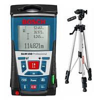 """✅ Лазерный дальномер """"Bosch GLM 150 + BS 150"""""""