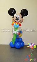 Микки Маус из воздушных шаров