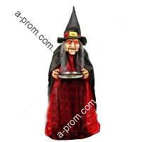 """Декор для хэллоуина """"Говорящая Ведьма"""""""