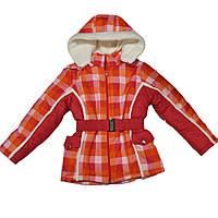 Куртка Мишель детская зимняя для девочки