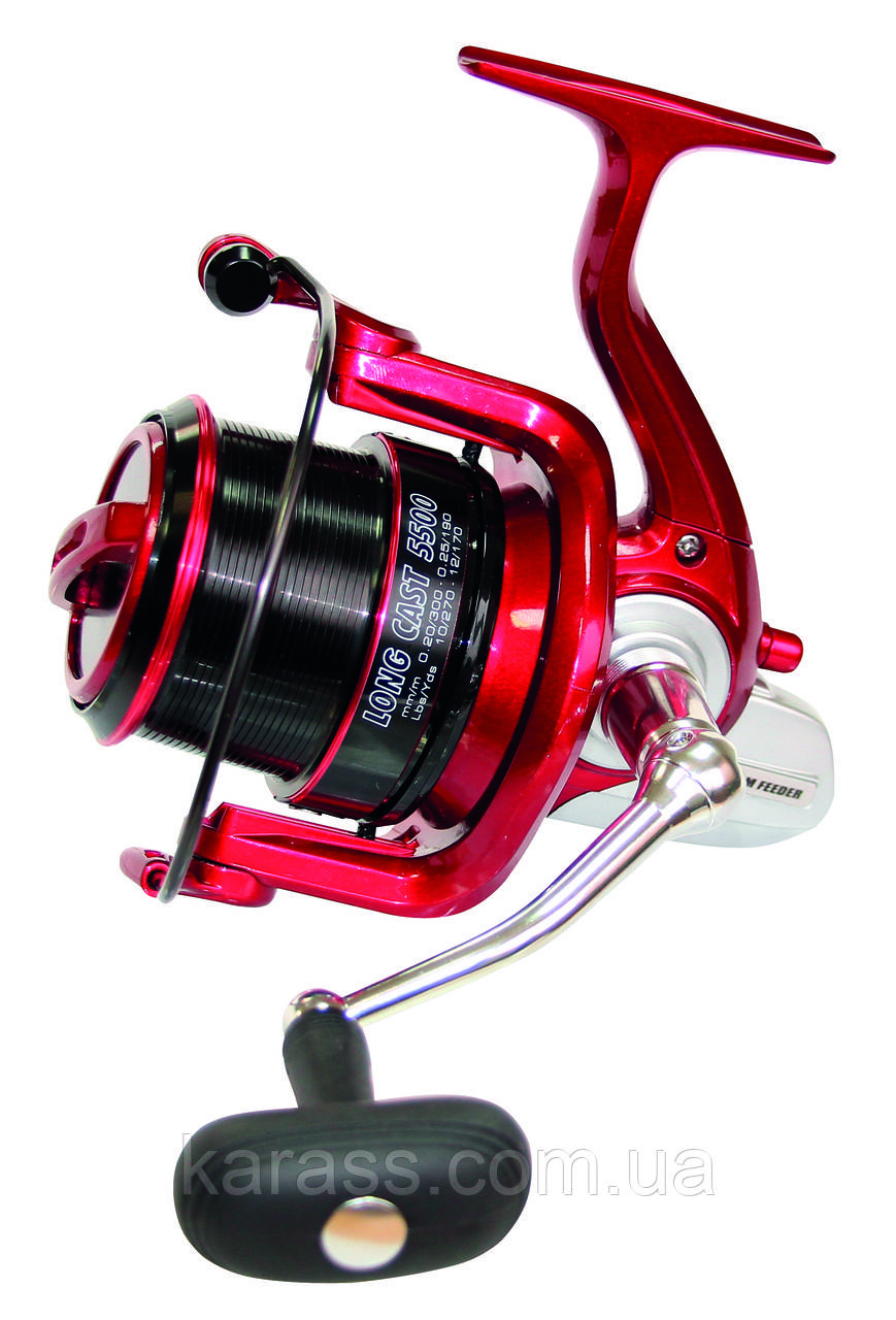 Катушка Team Feeder Long Cast 5500