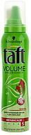 Пена для волос Taft Volume фиксация 5, 150мл