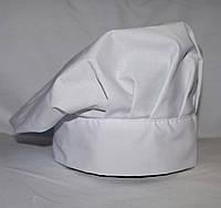 Шапка поварская «БИЗЕ», белая