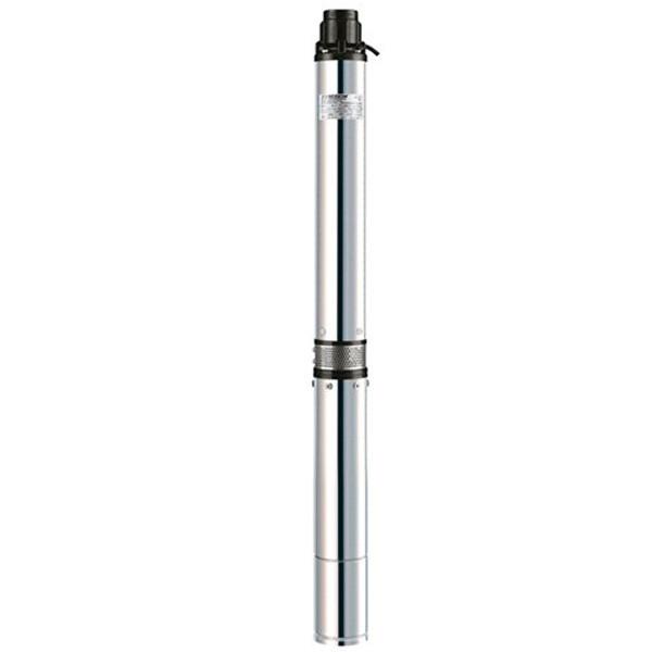 Погружной глубинный насос для скважин центробежный KGB 100QJD2-32/8-0.37D многоступенчатый