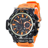 Часы Casio G-Shock MTG-1000 orange/black/orange