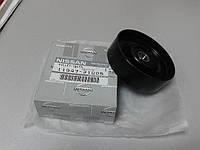 Ролик натяжной ремня кондиционера (производство NISSAN ), код запчасти: 1194731U05