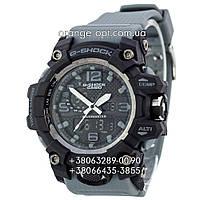 Часы Casio G-Shock GWG-1000 grey/black/grey
