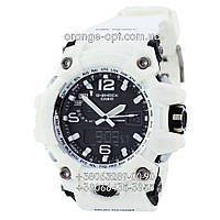 Часы Casio G-Shock GWG-1000 white/black/white