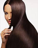 Ламинирование волос.