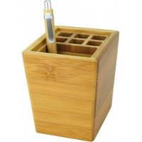 Подставка для ручек Optima бамбук O36101