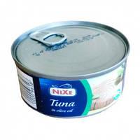 Тунец в оливковом масле, 160г Nixe