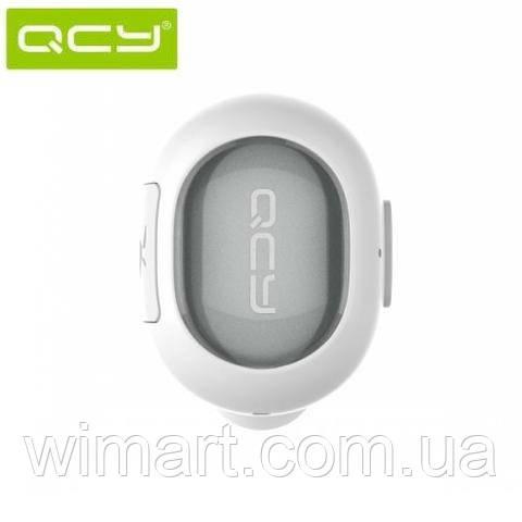 Беспроводная мини гарнитура Bluetooth QCY-Q26 белая