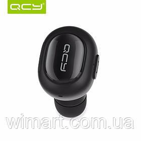 Бездротова міні гарнітура Bluetooth QCY-Q26 чорна