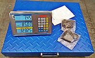 Весы торговые беспроводные (WiFi) MATRIX 300 кг (45х55 см)