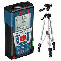 """✅ Лазерный дальномер """"Bosch GLM 250 FV + BS 150"""""""