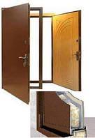 Двери входные в частный дом 86 ширина 2,05 высота, фото 1