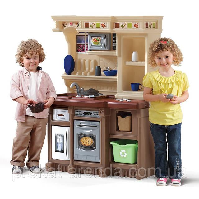 """Детская кухня """" Добро пожаловать домой"""" STEP 2"""