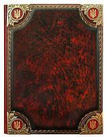 Папка на подпись Доблесть(кожа)