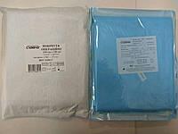 Покрытие операционное стерильное одноразовое 210х120 см. / Славна