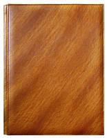Папка на подпись Табачный лист (кожа)