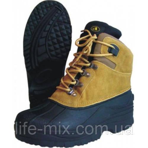Ботинки зимние для рыбалки и охоты, Ботинки зимние XD-124 - Life-Mix в Харькове