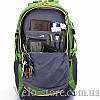 Универсальный рюкзак Local Lion 40л с спинкой-сеткой на каркасе, фото 5