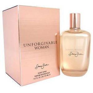 Sean John Unforgivable Woman парфюмированная вода 75 ml. (Шон Джон Унфоргивабле Вумен)