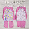 Детские пижамы для девочек _110_116см,  хлопок-интерлок, в наличии 116,122,128 Рост