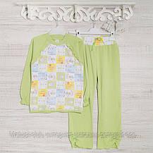 Детские пижамы для девочек _110_116см,  хлопок-интерлок, в наличии 116,122,128 Рост, фото 2