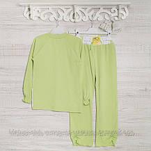 Детские пижамы для девочек _110_116см,  хлопок-интерлок, в наличии 116,122,128 Рост, фото 3