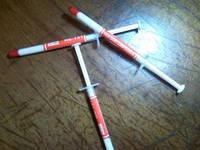 Термо паста силиконовая HC-131 качественная шприц