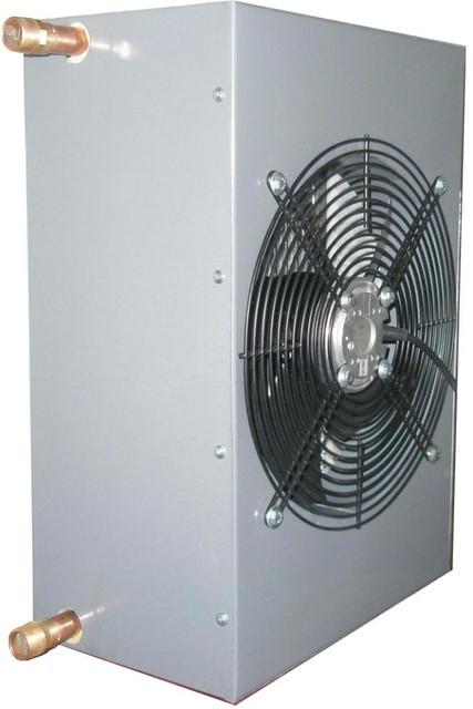 Тепловентилятор водяной Атом 15 кВт