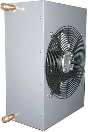 Тепловентилятор водяной Атом 15 кВт, фото 2