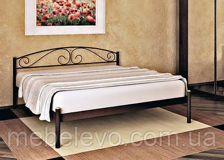 Кровать Верона  односпальная 80  Метакам, фото 2