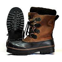 Ботинки зимние для рыбалки и охоты XD-119